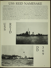 Reid (FFG 30) - Naval Cruise Book online yearbook collection, 1989 Edition, Page 7 of 88