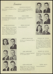 Rhinelander High School - Hodag Yearbook (Rhinelander, WI) online yearbook collection, 1941 Edition, Page 11