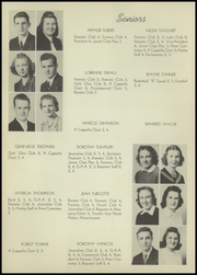 Rhinelander High School - Hodag Yearbook (Rhinelander, WI) online yearbook collection, 1941 Edition, Page 16