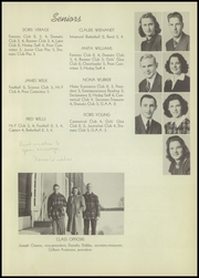 Rhinelander High School - Hodag Yearbook (Rhinelander, WI) online yearbook collection, 1941 Edition, Page 17 of 60