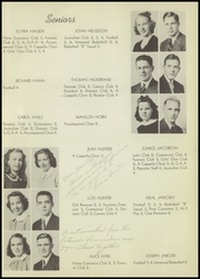 Rhinelander High School - Hodag Yearbook (Rhinelander, WI) online yearbook collection, 1941 Edition, Page 9