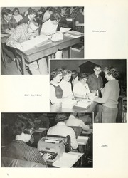 Richmond High School - Pierian Yearbook (Richmond, IN) online yearbook collection, 1961 Edition, Page 16