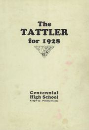 Ridgway High School - Elker Yearbook (Ridgway, PA) online yearbook collection, 1928 Edition, Page 5 of 108
