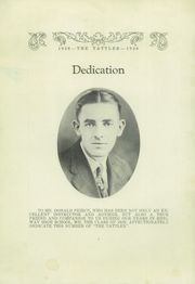 Ridgway High School - Elker Yearbook (Ridgway, PA) online yearbook collection, 1928 Edition, Page 8