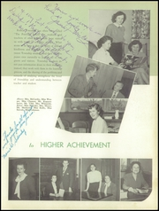 Ridley Township High School - Archive Yearbook (Folsom, PA) online yearbook collection, 1949 Edition, Page 15 of 132