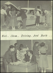 Rifle Union High School - Cliff Book Yearbook (Rifle, CO) online yearbook collection, 1954 Edition, Page 13