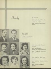 Ripley High School - Riplian Yearbook (Ripley, TN) online yearbook collection, 1949 Edition, Page 10