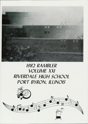Riverdale High School - Rambler Yearbook (Port Byron, IL) online yearbook collection, 1982 Edition, Page 5
