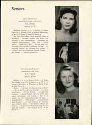Roanoke College - Rawenoch Yearbook (Salem, VA) online yearbook collection, 1945 Edition, Page 15