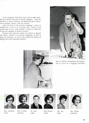 Robert E Lee High School - Traveler Yearbook (San Antonio, TX) online yearbook collection, 1966 Edition, Page 39 of 424