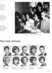 Robert E Lee High School - Traveler Yearbook (San Antonio, TX) online yearbook collection, 1966 Edition, Page 91