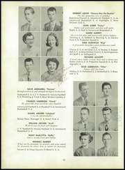 Robert L Simpson High School - Huntingtonian Yearbook (Huntington, NY) online yearbook collection, 1952 Edition, Page 14