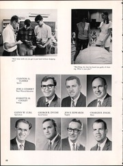 Rochelle Township High School - Tatler Yearbook (Rochelle, IL) online yearbook collection, 1970 Edition, Page 14