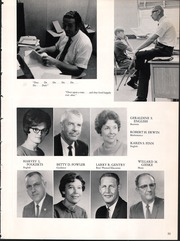 Rochelle Township High School - Tatler Yearbook (Rochelle, IL) online yearbook collection, 1970 Edition, Page 15 of 178