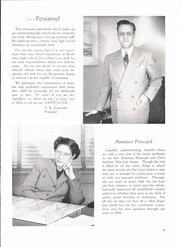Rochester High School - Rochord Yearbook (Rochester, MN) online yearbook collection, 1950 Edition, Page 15 of 104