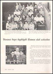 Rock Island High School - Watchtower Yearbook (Rock Island, IL) online yearbook collection, 1954 Edition, Page 108