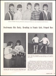 Rock Island High School - Watchtower Yearbook (Rock Island, IL) online yearbook collection, 1965 Edition, Page 35