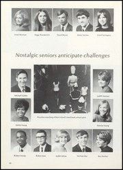 Rock Island High School - Watchtower Yearbook (Rock Island, IL) online yearbook collection, 1969 Edition, Page 54