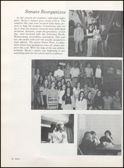 Rock Island High School - Watchtower Yearbook (Rock Island, IL) online yearbook collection, 1974 Edition, Page 28 of 240