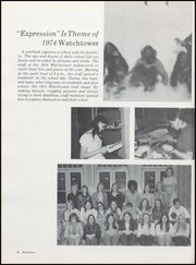 Rock Island High School - Watchtower Yearbook (Rock Island, IL) online yearbook collection, 1974 Edition, Page 72