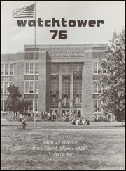 Rock Island High School - Watchtower Yearbook (Rock Island, IL) online yearbook collection, 1976 Edition, Page 5 of 240