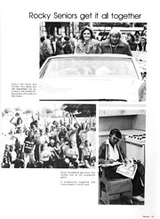 Rock Island High School - Watchtower Yearbook (Rock Island, IL) online yearbook collection, 1981 Edition, Page 101 of 230