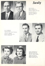 Rockcreek High School - Gems Yearbook (Bluffton, IN) online yearbook collection, 1953 Edition, Page 8