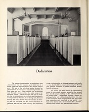 Rockford College - Recensio / Cupola Yearbook (Rockford, IL) online yearbook collection, 1955 Edition, Page 6 of 62
