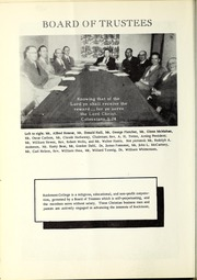 Rockmont College - Yearbook (Denver, CO) online yearbook collection, 1955 Edition, Page 10