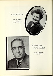 Rockmont College - Yearbook (Denver, CO) online yearbook collection, 1955 Edition, Page 14