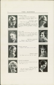 Rockville High School - Banner Yearbook (Rockville, CT) online yearbook collection, 1930 Edition, Page 8