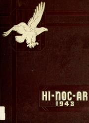 Rocky Mount High School - Hi Noc Ar Yearbook (Rocky Mount, NC) online yearbook collection, 1943 Edition, Page 1