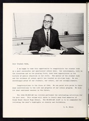 Rocky Mount High School - Hi Noc Ar Yearbook (Rocky Mount, NC) online yearbook collection, 1964 Edition, Page 16