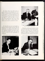 Rocky Mount High School - Hi Noc Ar Yearbook (Rocky Mount, NC) online yearbook collection, 1964 Edition, Page 17 of 192