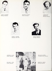 Rocky Mountain College - Yellowstone / Poly Yearbook (Billings, MT) online yearbook collection, 1952 Edition, Page 28
