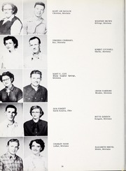 Rocky Mountain College - Yellowstone / Poly Yearbook (Billings, MT) online yearbook collection, 1952 Edition, Page 30