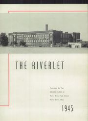 Rocky River High School - Riverlet Yearbook (Rocky River, OH) online yearbook collection, 1945 Edition, Page 7 of 64