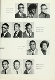 Rogers High School - Tiger Yearbook (Canton, MS) online yearbook collection, 1968 Edition, Page 45