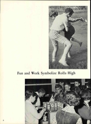Rolla High School - Growler Yearbook (Rolla, MO) online yearbook collection, 1966 Edition, Page 12 of 236