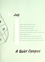 Rollins College - Tomokan Yearbook (Winter Park, FL) online yearbook collection, 1954 Edition, Page 11