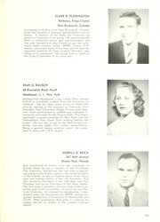 Rollins College - Tomokan Yearbook (Winter Park, FL) online yearbook collection, 1954 Edition, Page 279