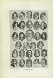 Rome Free Academy - De O Wain Sta Yearbook (Rome, NY) online yearbook collection, 1927 Edition, Page 16 of 120
