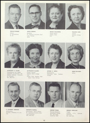 Rome Free Academy - De O Wain Sta Yearbook (Rome, NY) online yearbook collection, 1958 Edition, Page 14