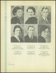 Rome High School - Roman Yearbook (Rome, GA) online yearbook collection, 1936 Edition, Page 16