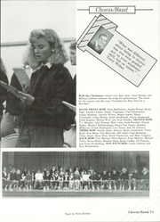 Roncalli High School - Lance Yearbook (Aberdeen, SD) online yearbook collection, 1988 Edition, Page 75