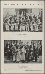 Roosevelt High School - Roundup Yearbook (Des Moines, IA) online yearbook collection, 1933 Edition, Page 16
