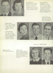 Roosevelt High School - Eagle Yearbook (Lubbock, TX) online yearbook collection, 1956 Edition, Page 14