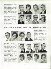 Roosevelt High School - Sagamore Yearbook (Minneapolis, MN) online yearbook collection, 1961 Edition, Page 25