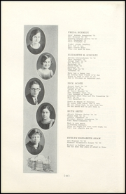 Roosevelt High School - Teddy Memory Yearbook (Dayton, OH) online yearbook collection, 1925 Edition, Page 48