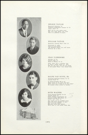 Roosevelt High School - Teddy Memory Yearbook (Dayton, OH) online yearbook collection, 1925 Edition, Page 50